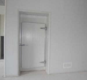 Cold Storage Panel Sliding Door (LLC) pictures & photos