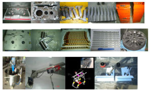 Mechanical Design, Precision Parts and Jig & Fixture