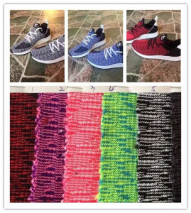 Latest Style Brand Sport Shoe Shoe Upper Material Mesh Material (2081) pictures & photos