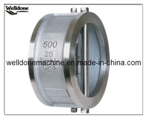 Class 150-300 Butterfly Swing Check Valve
