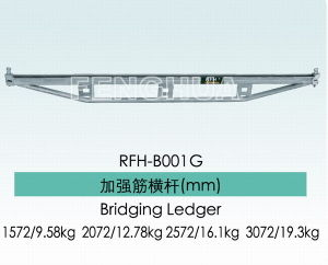 Bridging Ledger for Ring Lock Scaffolding pictures & photos