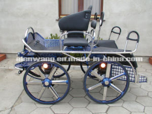 Marathon Horse Cart (GW-HC07) pictures & photos