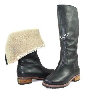 Australia Leather Boots Broome Black (5511)