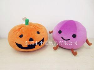 ODM Stuffed Pumpkin Cushion Pet