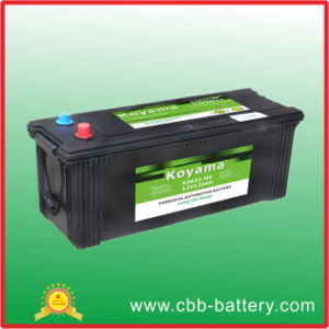 Heavy Duty Sealed Mf Truck Battery DIN 62033-12V120ah pictures & photos