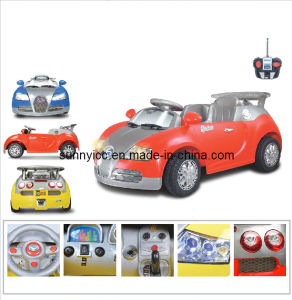 Ride on Car with Remote Control for Children