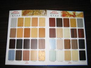 HPL Wood Grain Sheet (Fireproof Board) pictures & photos