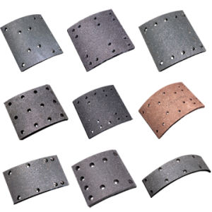 Brake Shoe for BPW (lined brake shoe) pictures & photos