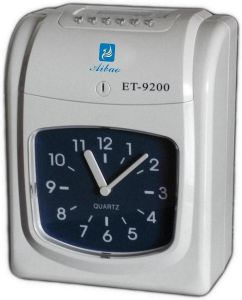 Aibao Brand Time Recorder (ET-9200)