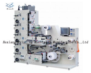 RY320-5C Label Flexo Printing Machine
