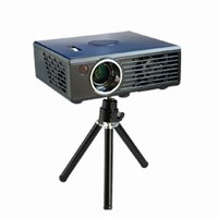 LED Mini Projector Native Resolution 1024X768 HDMI/SD Input Multimedia Projector 20000 Hours Lamp Life