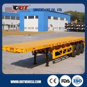Best 40FT Container Traction Truck and Trailer for Logistics Work pictures & photos