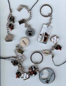 Metal Phone Chain