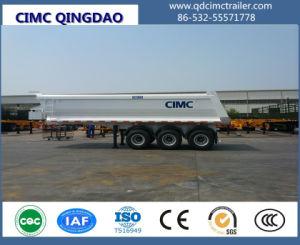 Cimc 2/3 Axle Dump Semi Trailer/Tipper Semi Trailer pictures & photos