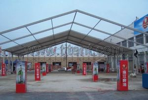 Party Tent Clear Span Structure
