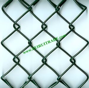 Chain Link Fence/ Security Fencing/ Sports Field Fencing pictures & photos