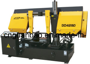Double Column Horizontal Band Saw for Metal Cutting Gd4250 pictures & photos