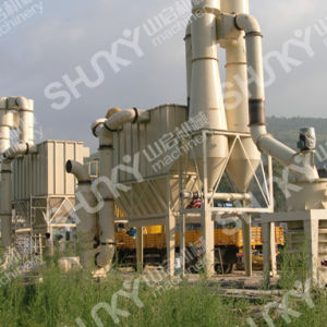 China Manufacturer and Supplier of Ultrafine Mill