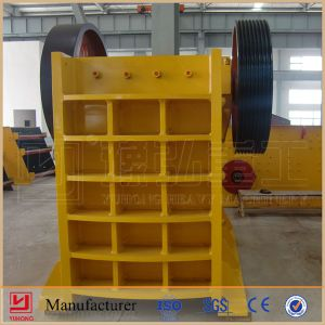Henan Yuhong ISO9001 & CE Approved Stone Jaw Crusher pictures & photos