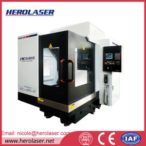 Top Technology 4 Axis Control CCD Machine Visioning Laser Marking Machine with Automatic Position pictures & photos
