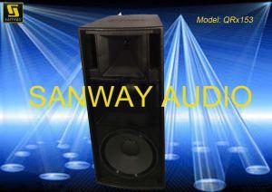 Qrx 153 Full Range Speaker Box, PRO Audio Speaker pictures & photos