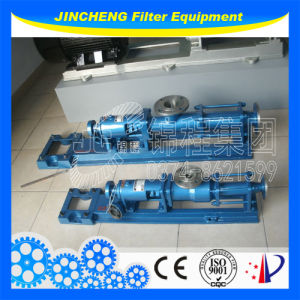 G Type Rotary Screw Pump