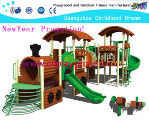 Train Playground on Promotion Outdoor Playground Amusement Park (M11-02301) pictures & photos