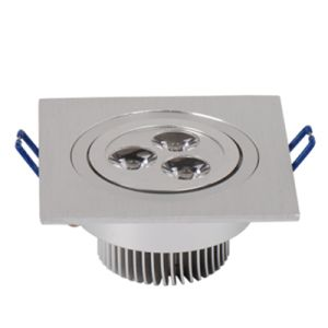 LED Ceiling Light Square 3W pictures & photos