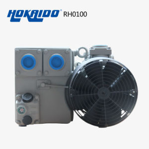 Semiconductor Crystal Applied Hokaido Rotary Vane Vacuum Pump (RH0100) pictures & photos
