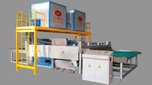 Hi-Speed Low-E Glass Washing Machine (QX2500)