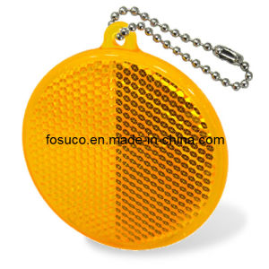 Round Shaped Reflectors for Promotional Item