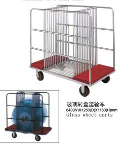 Steel Strong Lazy Susan Trolley pictures & photos