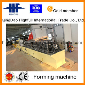 Aluminum Spacer Bar Shape Double Glassing Machinery