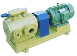 CE Approved 3QGB Series Heating Three Screw Pump pictures & photos