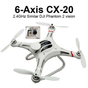 RM-130820 Cx-20 Auto-Pathfinder UVA Similar as Dji Phantom 1 2.4GHz 4CH Camera GPS Quadrocopter pictures & photos