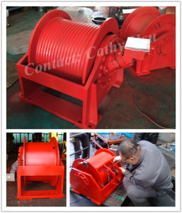 Manufacture of Hydraulic Winch Marine Hydraulic Winch