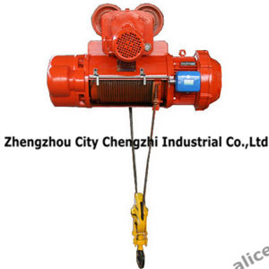 100kg Small Capacity Electric Chain Hoist pictures & photos