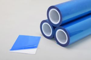 High Temperature Self-Adhesive Masking Protective Film for Plastic Panels pictures & photos