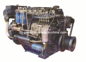 Wp6 Series Marine Engine, 145-185kw, Weichai pictures & photos
