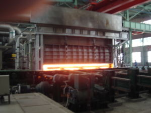 Reheating Furnace for Smelting Billets and Slabs