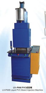 Liquid PVC Two Side Mould Matchting Machine pictures & photos