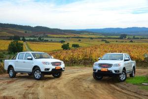 Pickup T6 Truck JAC Frison pictures & photos