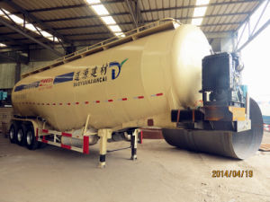 Cement Silo Tanker Trailer pictures & photos