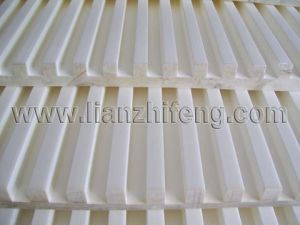 Square Trough Sound Absorber