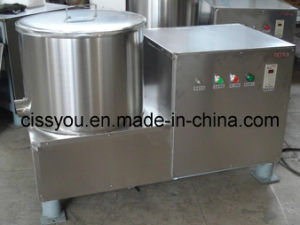 Potato Chips Vegetable Chips Dewatering De Oiling Machine pictures & photos