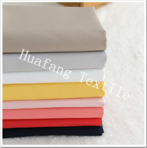 T/C 65/35 45X45 110X76 59/60′′ White/Dyed Fabric pictures & photos