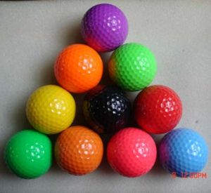 Golf Ball, One-Piece, Promotion Level (B07116) pictures & photos