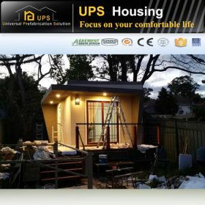 Modern Green Modular Beautiful Steel Prefabricated Villa pictures & photos