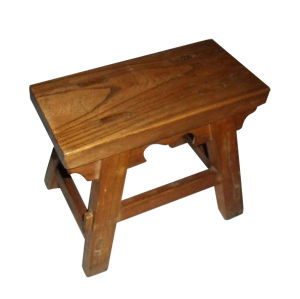 Chinese Furniture Carved Wooden Stool Lws064 pictures & photos