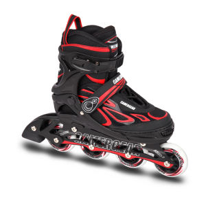 Semi Soft Adjustable Inline Skate (SS-88A-1) pictures & photos